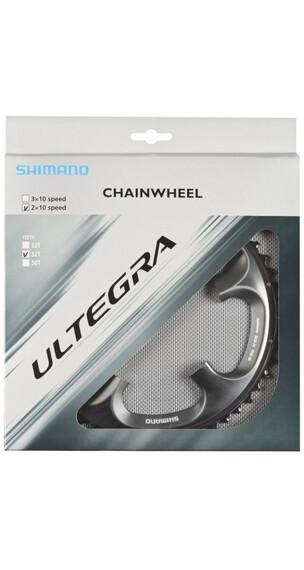 Shimano Ultegra FC-6700 eturattaat 10-vaihteinen B , harmaa
